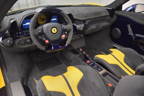 Used 2015 Ferrari 458 Speciale Aperta for sale Sold at Aston Martin of Greenwich in Greenwich CT 06830 21