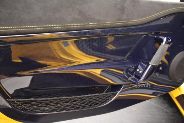 Used 2015 Ferrari 458 Speciale Aperta for sale Sold at Aston Martin of Greenwich in Greenwich CT 06830 24