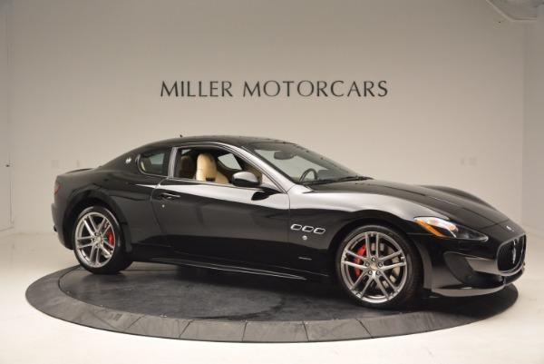 Used 2015 Maserati GranTurismo Sport Coupe for sale Sold at Aston Martin of Greenwich in Greenwich CT 06830 10