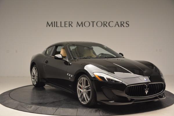 Used 2015 Maserati GranTurismo Sport Coupe for sale Sold at Aston Martin of Greenwich in Greenwich CT 06830 11