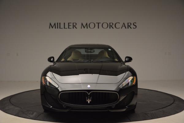 Used 2015 Maserati GranTurismo Sport Coupe for sale Sold at Aston Martin of Greenwich in Greenwich CT 06830 12