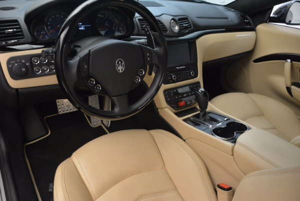 Used 2015 Maserati GranTurismo Sport Coupe for sale Sold at Aston Martin of Greenwich in Greenwich CT 06830 13