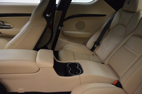 Used 2015 Maserati GranTurismo Sport Coupe for sale Sold at Aston Martin of Greenwich in Greenwich CT 06830 17