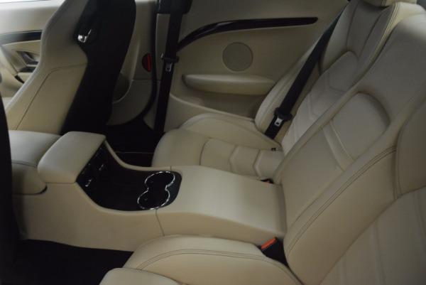 Used 2015 Maserati GranTurismo Sport Coupe for sale Sold at Aston Martin of Greenwich in Greenwich CT 06830 19