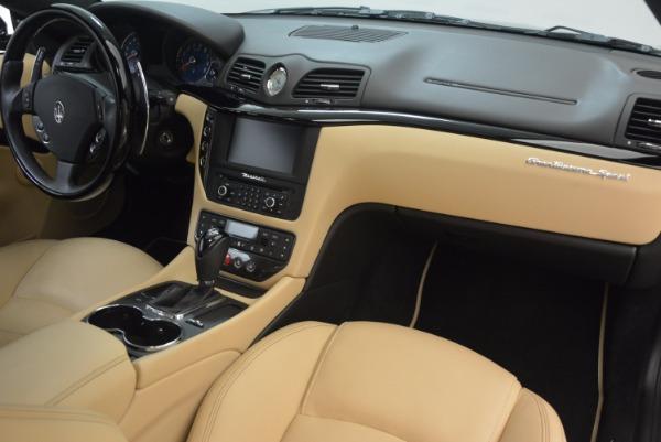 Used 2015 Maserati GranTurismo Sport Coupe for sale Sold at Aston Martin of Greenwich in Greenwich CT 06830 22
