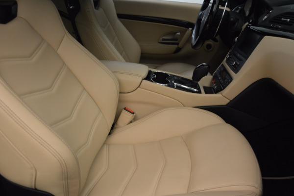 Used 2015 Maserati GranTurismo Sport Coupe for sale Sold at Aston Martin of Greenwich in Greenwich CT 06830 23
