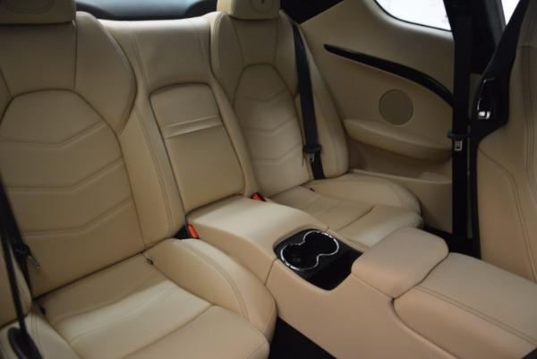 Used 2015 Maserati GranTurismo Sport Coupe for sale Sold at Aston Martin of Greenwich in Greenwich CT 06830 25