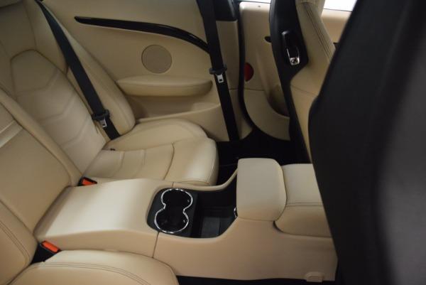 Used 2015 Maserati GranTurismo Sport Coupe for sale Sold at Aston Martin of Greenwich in Greenwich CT 06830 26