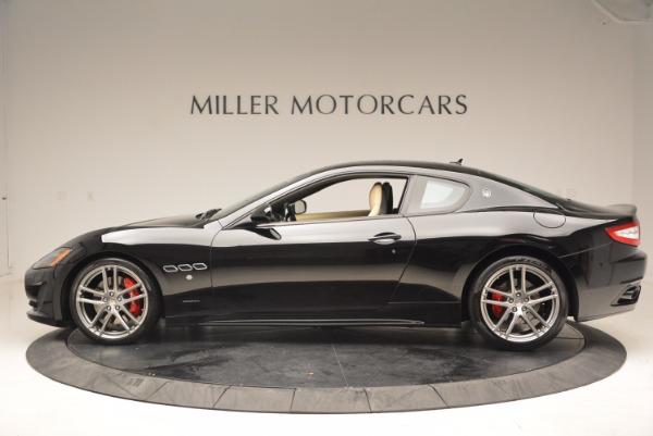 Used 2015 Maserati GranTurismo Sport Coupe for sale Sold at Aston Martin of Greenwich in Greenwich CT 06830 3