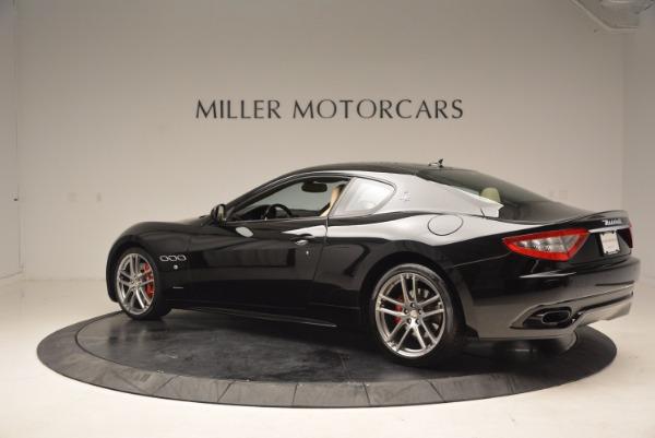 Used 2015 Maserati GranTurismo Sport Coupe for sale Sold at Aston Martin of Greenwich in Greenwich CT 06830 4
