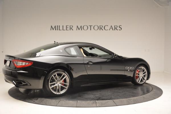 Used 2015 Maserati GranTurismo Sport Coupe for sale Sold at Aston Martin of Greenwich in Greenwich CT 06830 8