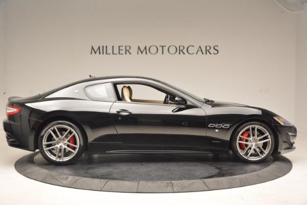 Used 2015 Maserati GranTurismo Sport Coupe for sale Sold at Aston Martin of Greenwich in Greenwich CT 06830 9