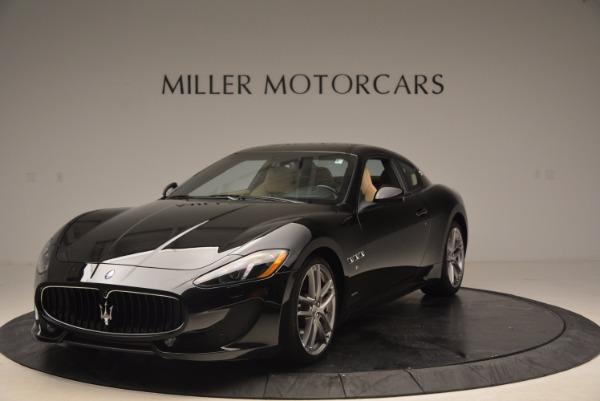 Used 2015 Maserati GranTurismo Sport Coupe for sale Sold at Aston Martin of Greenwich in Greenwich CT 06830 1