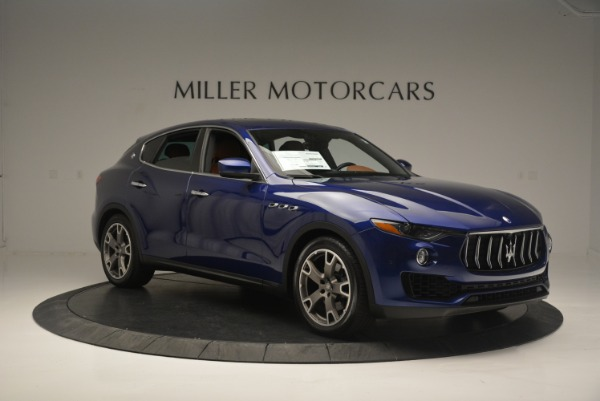 New 2018 Maserati Levante Q4 for sale Sold at Aston Martin of Greenwich in Greenwich CT 06830 13
