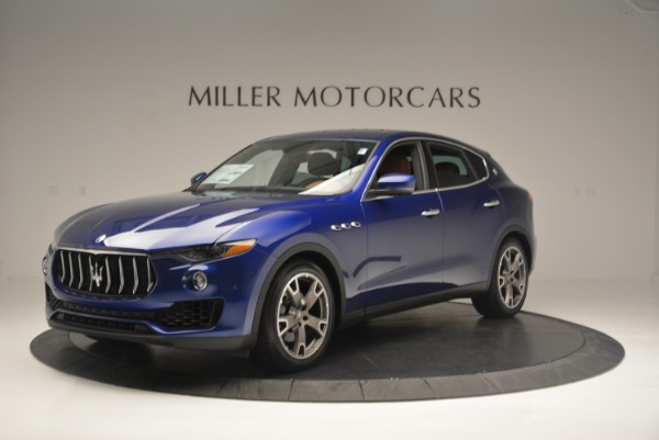 New 2018 Maserati Levante Q4 for sale Sold at Aston Martin of Greenwich in Greenwich CT 06830 2
