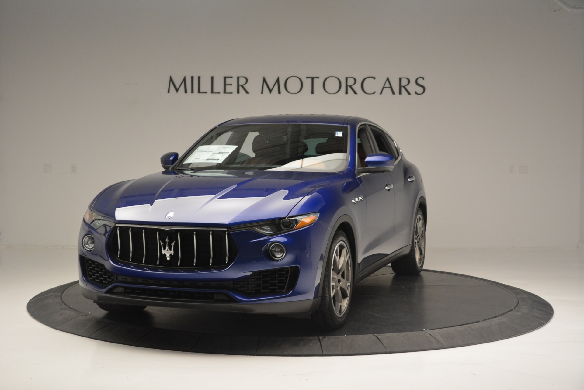 New 2018 Maserati Levante Q4 for sale Sold at Aston Martin of Greenwich in Greenwich CT 06830 1