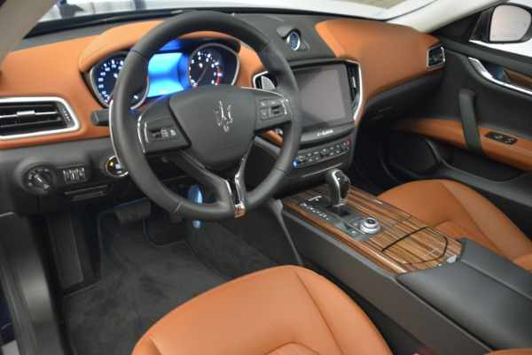 New 2018 Maserati Ghibli S Q4 for sale Sold at Aston Martin of Greenwich in Greenwich CT 06830 13