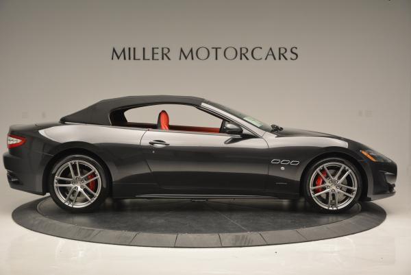 New 2017 Maserati GranTurismo Convertible Sport for sale Sold at Aston Martin of Greenwich in Greenwich CT 06830 11