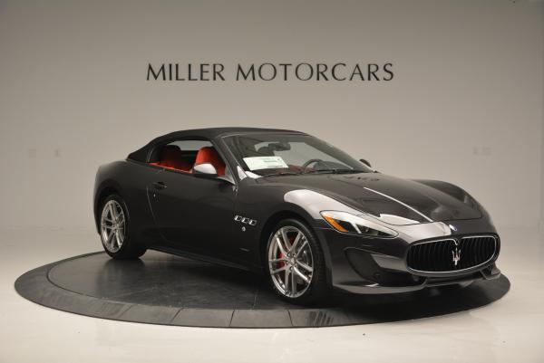 New 2017 Maserati GranTurismo Convertible Sport for sale Sold at Aston Martin of Greenwich in Greenwich CT 06830 15