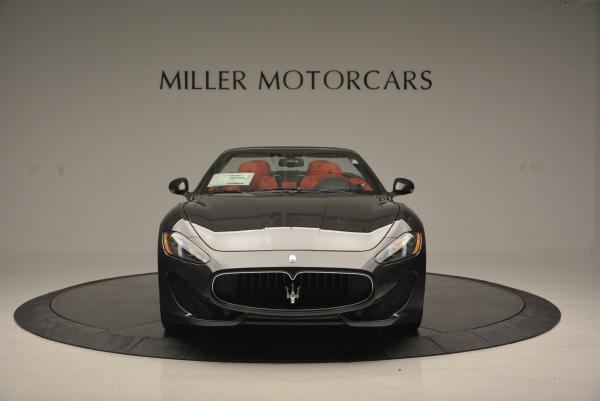 New 2017 Maserati GranTurismo Convertible Sport for sale Sold at Aston Martin of Greenwich in Greenwich CT 06830 16