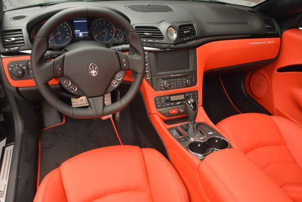 New 2017 Maserati GranTurismo Convertible Sport for sale Sold at Aston Martin of Greenwich in Greenwich CT 06830 17