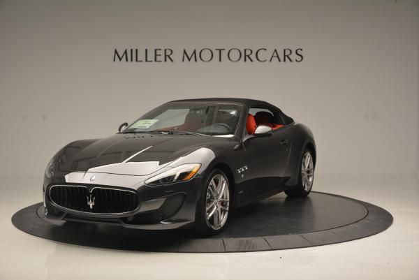 New 2017 Maserati GranTurismo Convertible Sport for sale Sold at Aston Martin of Greenwich in Greenwich CT 06830 2
