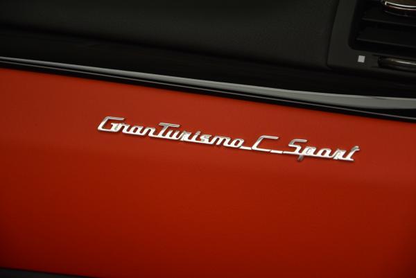 New 2017 Maserati GranTurismo Convertible Sport for sale Sold at Aston Martin of Greenwich in Greenwich CT 06830 22