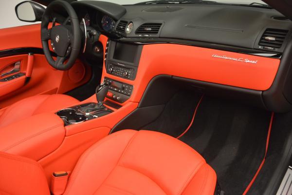 New 2017 Maserati GranTurismo Convertible Sport for sale Sold at Aston Martin of Greenwich in Greenwich CT 06830 23