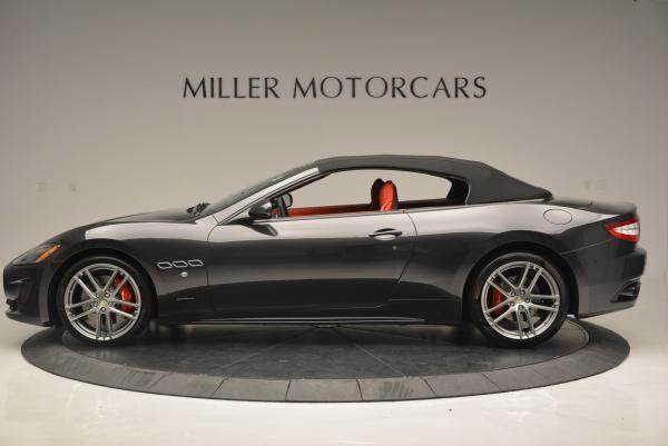 New 2017 Maserati GranTurismo Convertible Sport for sale Sold at Aston Martin of Greenwich in Greenwich CT 06830 6