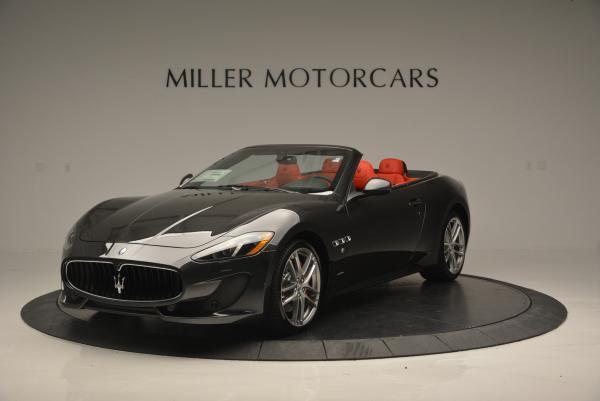 New 2017 Maserati GranTurismo Convertible Sport for sale Sold at Aston Martin of Greenwich in Greenwich CT 06830 1