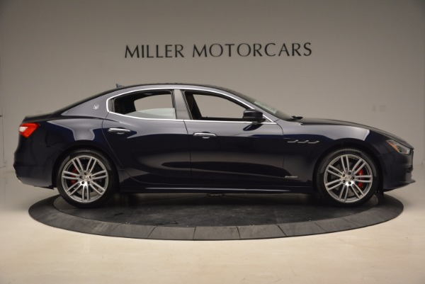 New 2018 Maserati Ghibli S Q4 Gransport for sale Sold at Aston Martin of Greenwich in Greenwich CT 06830 9