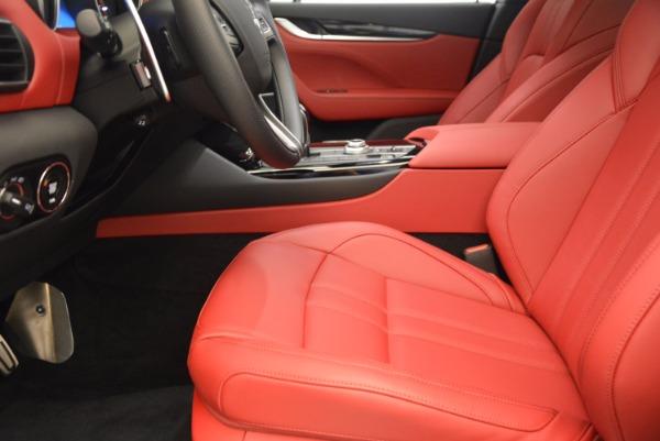 New 2018 Maserati Levante Q4 GranSport for sale Sold at Aston Martin of Greenwich in Greenwich CT 06830 14