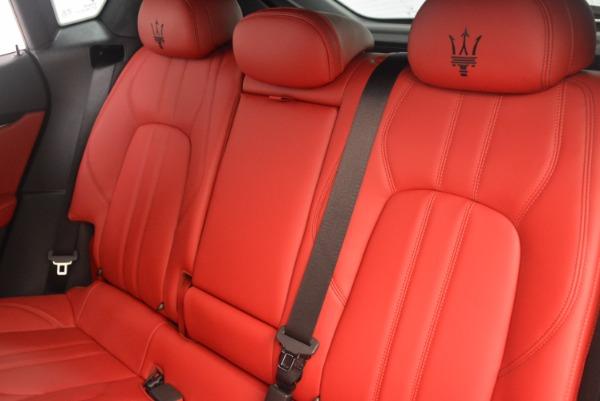 New 2018 Maserati Levante Q4 GranSport for sale Sold at Aston Martin of Greenwich in Greenwich CT 06830 18