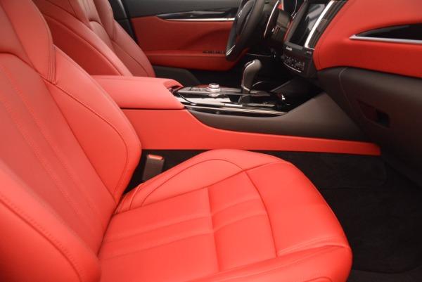 New 2018 Maserati Levante Q4 GranSport for sale Sold at Aston Martin of Greenwich in Greenwich CT 06830 20