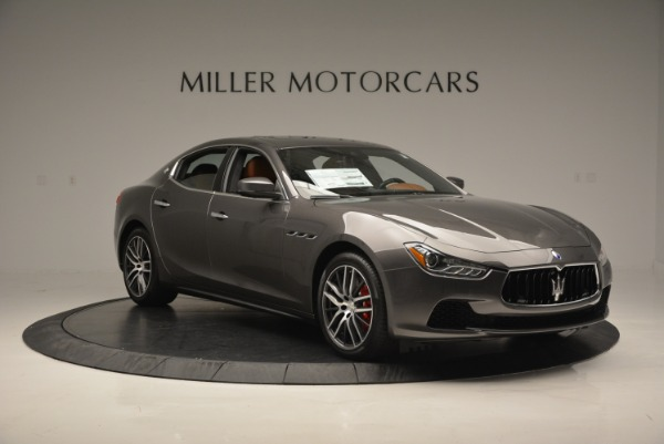Used 2018 Maserati Ghibli S Q4 for sale Sold at Aston Martin of Greenwich in Greenwich CT 06830 11