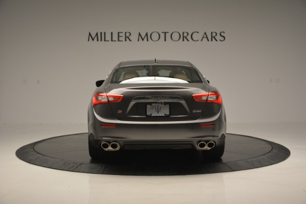 Used 2018 Maserati Ghibli S Q4 for sale Sold at Aston Martin of Greenwich in Greenwich CT 06830 6