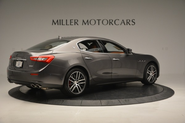 Used 2018 Maserati Ghibli S Q4 for sale Sold at Aston Martin of Greenwich in Greenwich CT 06830 8