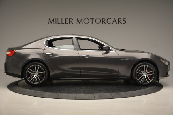Used 2018 Maserati Ghibli S Q4 for sale Sold at Aston Martin of Greenwich in Greenwich CT 06830 9
