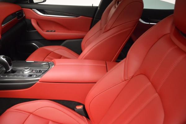 New 2018 Maserati Levante S GranSport for sale Sold at Aston Martin of Greenwich in Greenwich CT 06830 17