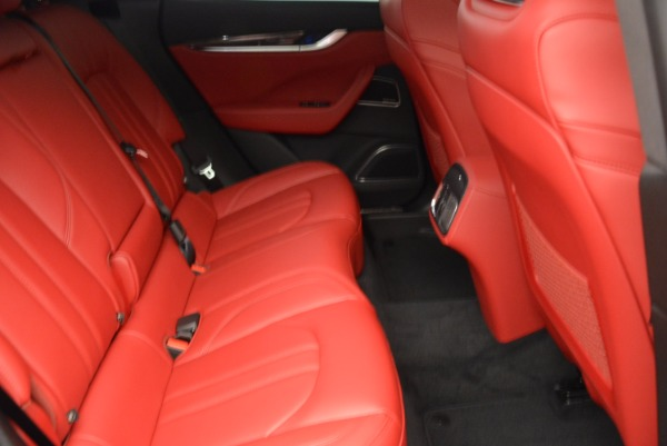 New 2018 Maserati Levante S GranSport for sale Sold at Aston Martin of Greenwich in Greenwich CT 06830 24