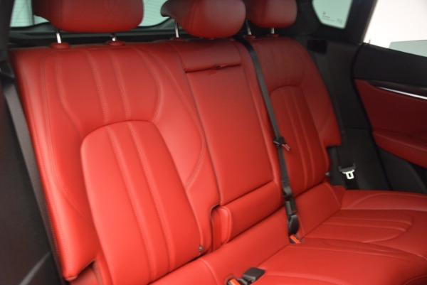 New 2018 Maserati Levante S GranSport for sale Sold at Aston Martin of Greenwich in Greenwich CT 06830 25