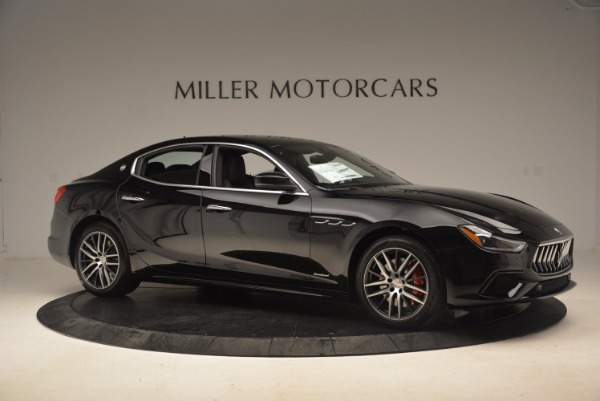 Used 2018 Maserati Ghibli S Q4 Gransport for sale Sold at Aston Martin of Greenwich in Greenwich CT 06830 10
