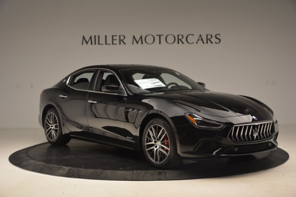Used 2018 Maserati Ghibli S Q4 Gransport for sale Sold at Aston Martin of Greenwich in Greenwich CT 06830 11