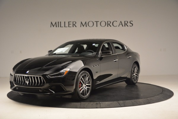 Used 2018 Maserati Ghibli S Q4 Gransport for sale Sold at Aston Martin of Greenwich in Greenwich CT 06830 2