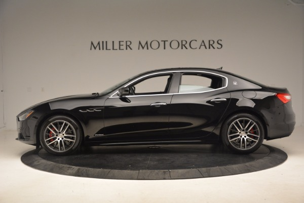 Used 2018 Maserati Ghibli S Q4 Gransport for sale Sold at Aston Martin of Greenwich in Greenwich CT 06830 3