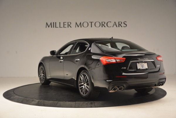 Used 2018 Maserati Ghibli S Q4 Gransport for sale Sold at Aston Martin of Greenwich in Greenwich CT 06830 5