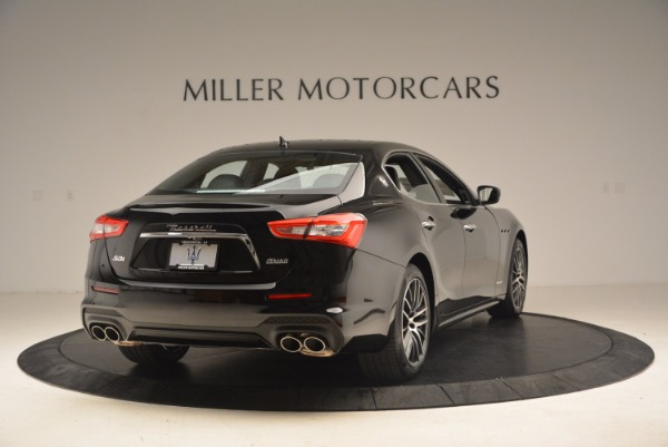 Used 2018 Maserati Ghibli S Q4 Gransport for sale Sold at Aston Martin of Greenwich in Greenwich CT 06830 7
