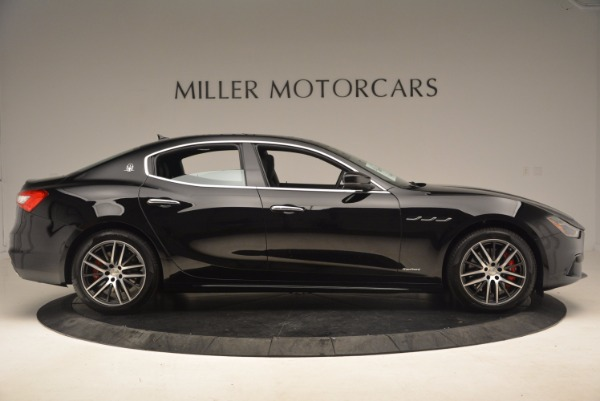 Used 2018 Maserati Ghibli S Q4 Gransport for sale Sold at Aston Martin of Greenwich in Greenwich CT 06830 9