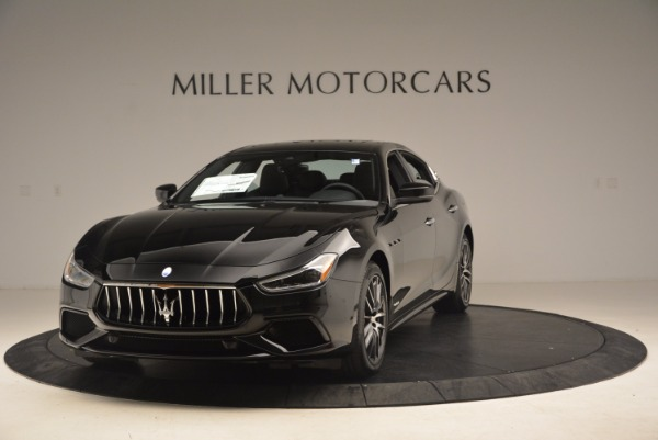Used 2018 Maserati Ghibli S Q4 Gransport for sale Sold at Aston Martin of Greenwich in Greenwich CT 06830 1