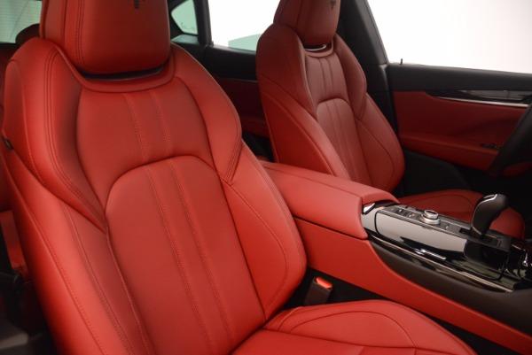New 2018 Maserati Levante Q4 GranSport for sale Sold at Aston Martin of Greenwich in Greenwich CT 06830 21